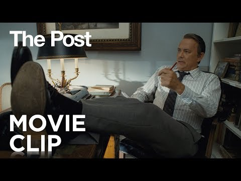 The Post (Clip 'Dig In')