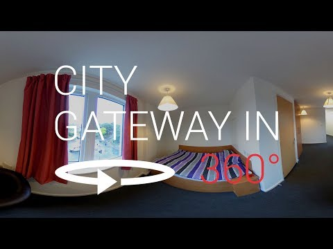 City Gateway 360° VR Tour | University of Southampton