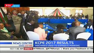 2017 KCPE results records a general improved performance compared to 2016