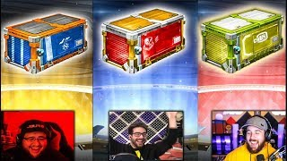 3-Way CRATE WARS!