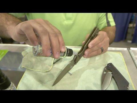 Breakthrough Knife Maintenance