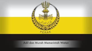 Lagu Negeri Perak (Allah Lanjutkan Usia Sultan)