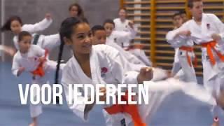"Promotiefilmpje ""Traditionele Karate"" JKA Vlaanderen"