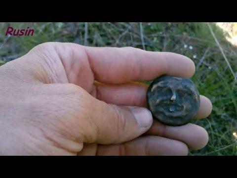 Монета АСС Ольвия начало хобби кладоискатель
