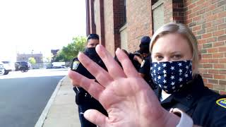 UNDERCOVER POLICE OPERATION EXPOSED cops owned i don't answer questions first amendment audit