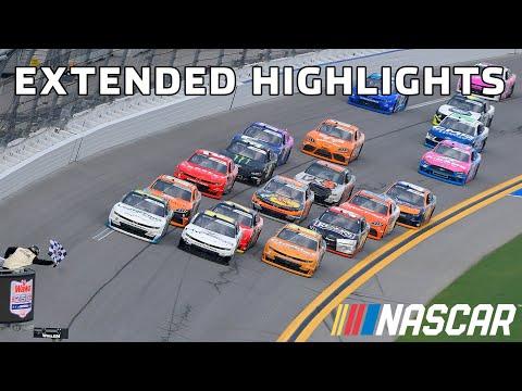 NASCAR コーク・ゼロ400(デイトナ・インターナショナル・スピードウェイ)レースハイライト動画