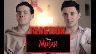 Mulan 2020 Teaser Trailer   Our Reaction