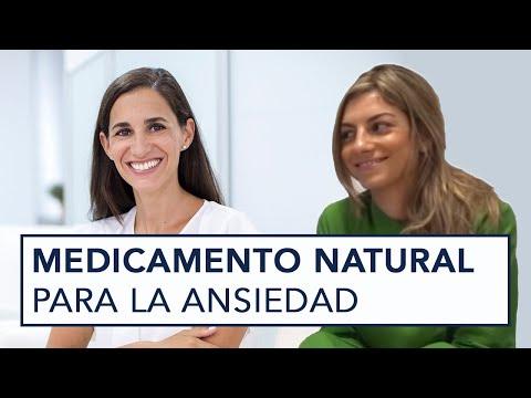Medicamento Natural Para La Ansiedad y El Estrés
