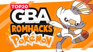 Top 20 Pokemon GBA Rom Hacks Of All Time! (2019)