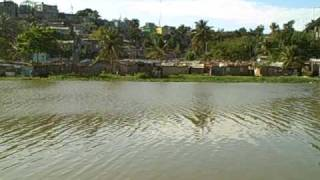 preview picture of video 'River life in Santo Domingo'