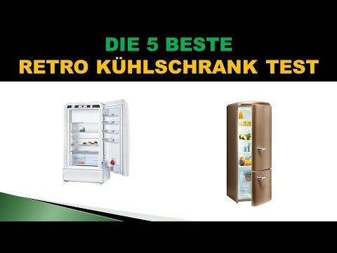 Besten Retro Kühlschrank Test 2018