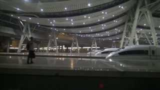preview picture of video 'Shanghai to Beijing G44 High Speed Train'