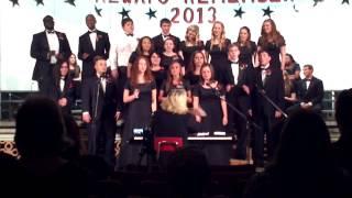 """When We Say Goodbye"", Senior Song, South Rowan High School Spring 2013 Concert"