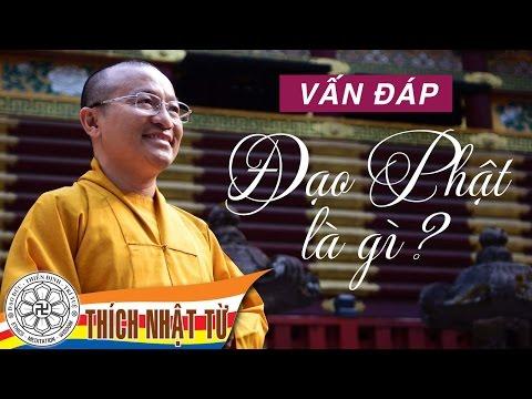 Bài 01: Vấn đáp: Đạo Phật là gì ? (01/05/2011) Thích Nhật Từ