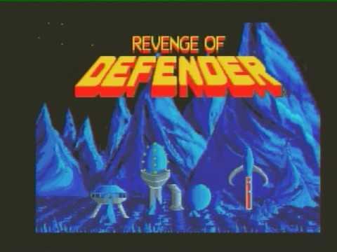 Revenge Of Defender Amiga