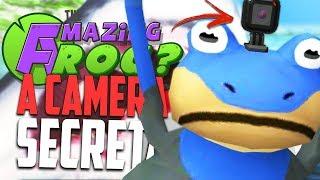 A CÂMERA DE ESPIÃO - Amazing Frog ‹ Bitgamer ›