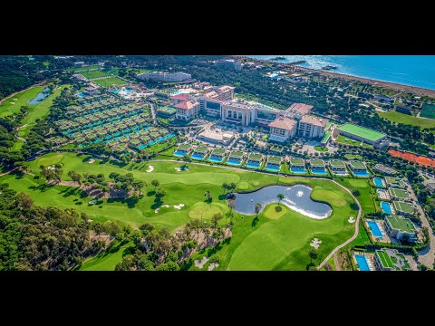 Regnum Carya Golf & Spa Resort - Belek