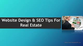Web Design & SEO Tips For Real Estate Businesses 8   Web Design, Mobile Apps and SEO Toronto, Canada