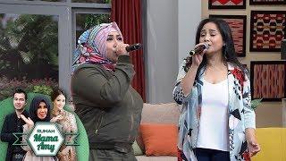 Wah Melly Goeslaw Sama Nagita Slavia Nyanyi Lagu SALAH   Rumah Mama Amy (101)