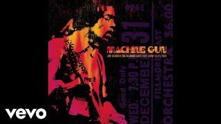 Jimi Hendrix - Izabella (Jimi Hendrix: Machine Gun: Fillmore East 12/31/1969) [Audio]
