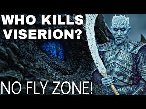 Which Character Kills The Night King's Dragon? - Game of Thrones Season 8 (The Final Season)