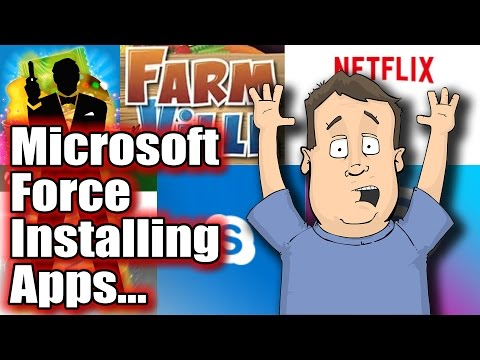 Stop Microsoft Windows 10 Spying & Forced Application Installs. How to Take Back Control of Your PC.