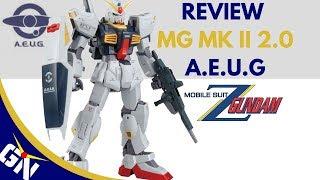 Review (video): MG 1/100 RX-178 MK II A E U G 2.0