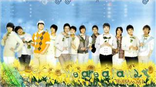 [SJF Vietsub + Kara] Sunflower (해바라기) - Super Junior (Mr.Simple)