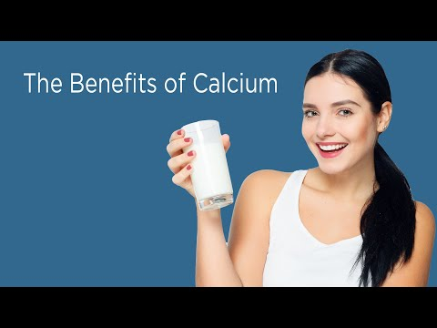New Image International - Smoothie: The Benefits of Calcium