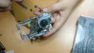 TUTORIAL | Cambio Lente PS3 Super Slim Kes-850