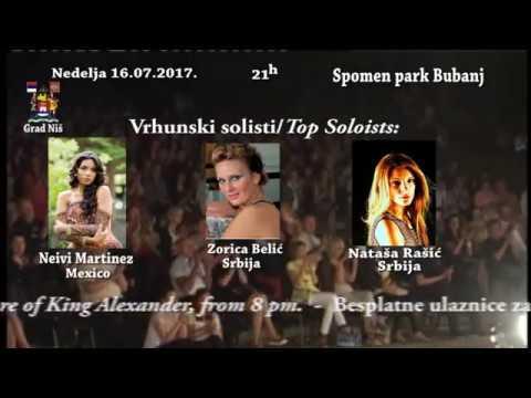 Drugi koncert Omladinske filharmonije na Bubnju