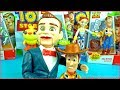 Unboxing Benson & Woody Toy Story 4 Disney Pixar. Review Toy Story 4 Gre...
