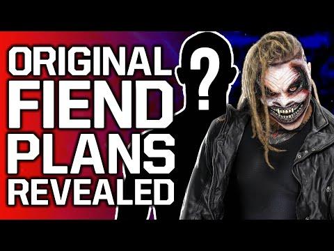 Reason The Fiend's WWE Survivor Series 2019 Plans Changed