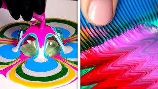 24 MESMERIZING ART IDEAS YOU CAN MAKE AT HOME