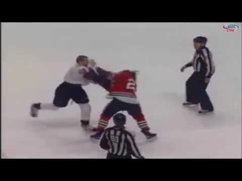Oleg Yevenko vs Pierre-Cedric Labrie