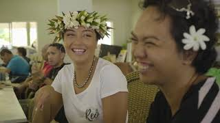 Reihana Koteka Wiki Miss World Cook Islands 2018 Introduction Video