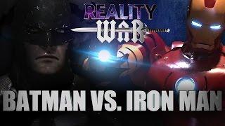 BATMAN vs. IRON MAN TRAILER | REALITY WAR Episode #1 | 3D ANIMATION | DC VS MARVEL