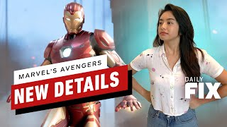 We Have New Details About Marvel's Avengers - IGN Daily Fix
