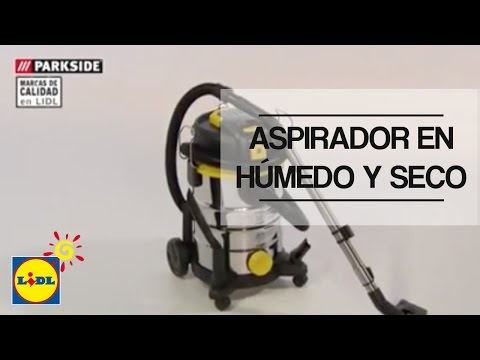 Aspirador En Húmedo Y Seco - Lidl España
