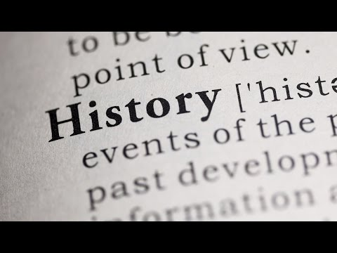 History (with a Foundation Year) video