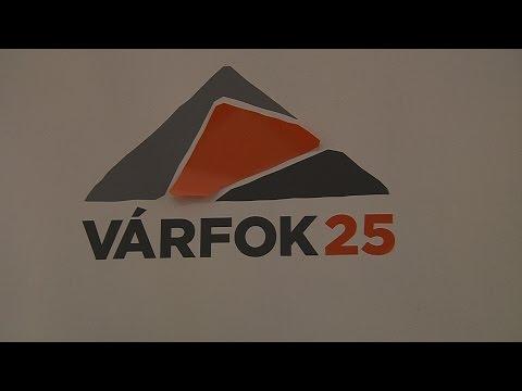 VÁRFOK 25 jubileumi kiállítások - video preview image