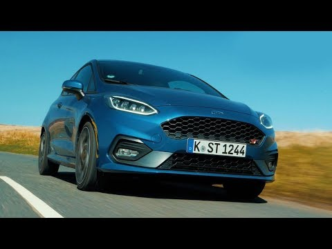 The Ford Fiesta ST Review   Top Gear