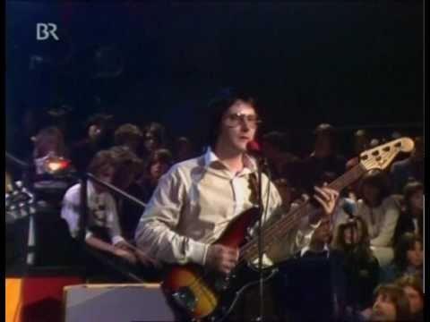 Gerry Rafferty - Baker Street (Live TV)