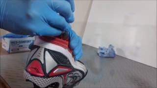 Schuhverklebung WEICON Contact VA 250 Black
