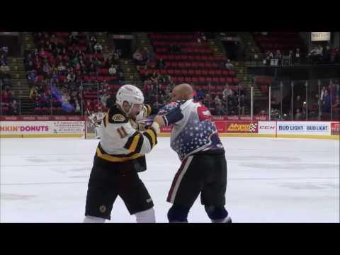 Tyler Randell vs Guillaume Lepine