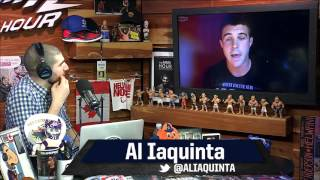 Al Iaquinta Still Unhappy with Contract, but Itching to Return Against Diego Sanchez