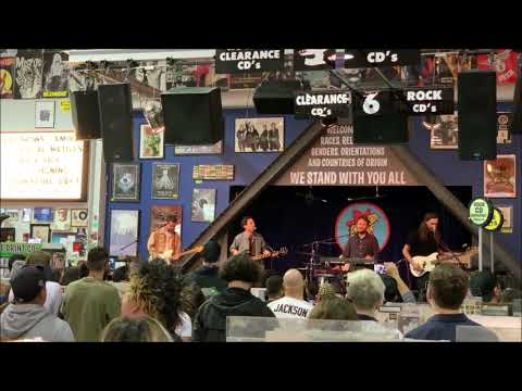 Local Natives - Live at Amoeba, Hollywood 4/25/2019
