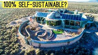 Earthships - America's Off-Grid Desert Community