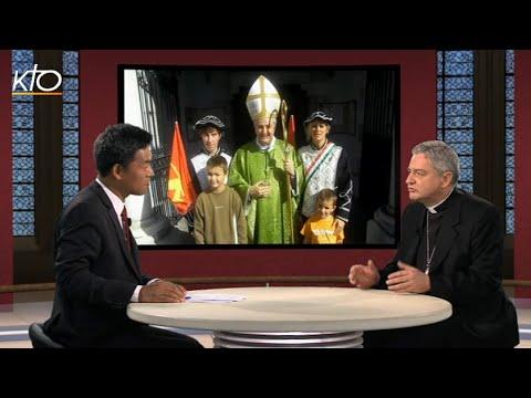 Mgr Marc Aillet - Diocèse de Bayonne, Lescar et Oloron