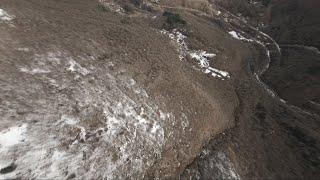 Session FPV GoPro 6 + ReelSteady GO dans les Pyrénées
